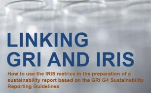 Linking GRI and IRIS