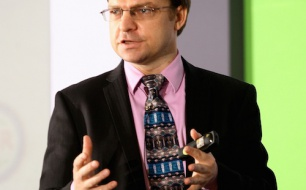 Thumbnail for - Видео лекция  Вейна Виссера (Wayne Visser),автора концепции «Новая ДНК КСО»