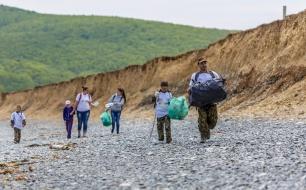 Thumbnail for - Стартовал Всероссийский волонтерский экологический марафон En+ Group «360 минут»